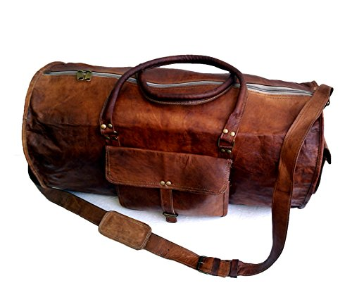 Leather Bag Gallery | Category | Leather Duffel Bags