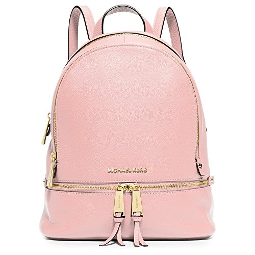 michael kors rhea small leather backpack blossom leather bags. Black Bedroom Furniture Sets. Home Design Ideas