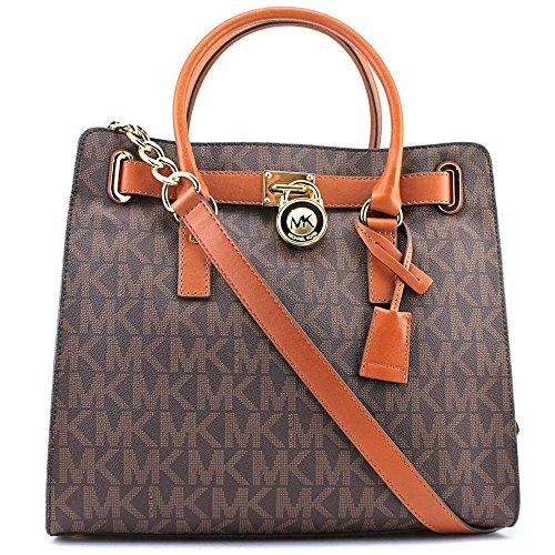 Michael Kors Large Hamilton Women's Handbag Tote Shoulder Bag