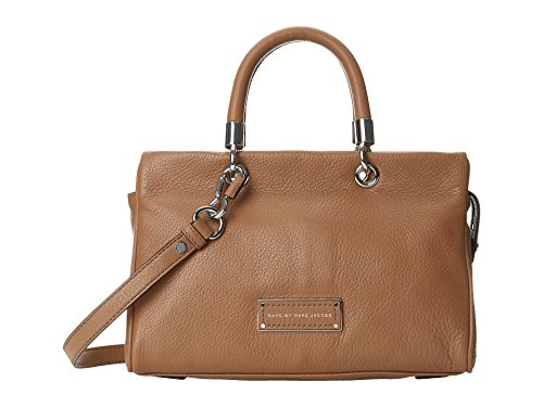 Marc By Marc Jacobs Praline Leather Too Hot to Handle Small Satchel Bag M0001345
