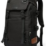 Vaschy Casual Water-resistant Hiking Camping Daypack Travel School Backpack
