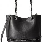 Calvin Klein Reversible Chain Novelty Tote Bag