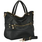 MG Collection ANITA Oversize Weekender Tote Style Slouchy Hobo Handbag