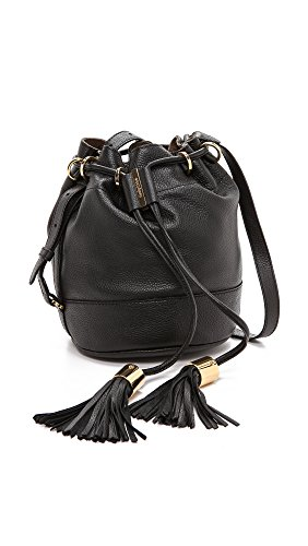 See by Chloe Women's Vicki Small Bucket Bag with Cross Body Strap