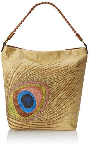 Elliott Lucca Artisan Bucket Hobo Shoulder Bag