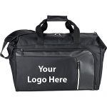 """Vault RFID Security 18"""" Travel Duffel Bag - 24 Quantity - $21.85 Each - PROMOTIONAL PRODUCT / BULK / BRANDED with YOUR LOGO / CUSTOMIZED"""