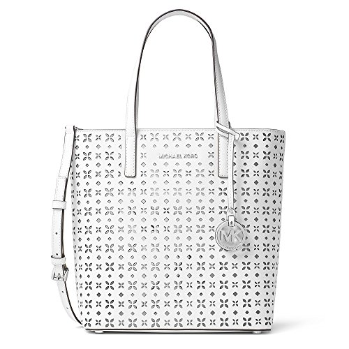 e2e487f755c814 MICHAEL MICHAEL KORS Hayley Medium North South Saffiano Leather Tote ...