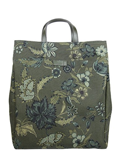 Gucci Unisex Floral Fabric Top Handle Tote Bag 341739 b6178298a5148