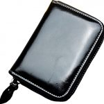 Covelin Women's Small Wallet Genuine Leather Clutch Credit Cards Holder Soft Hot