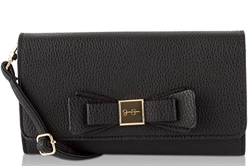 Jessica Simpson Evette Clutch Crossbody Bag