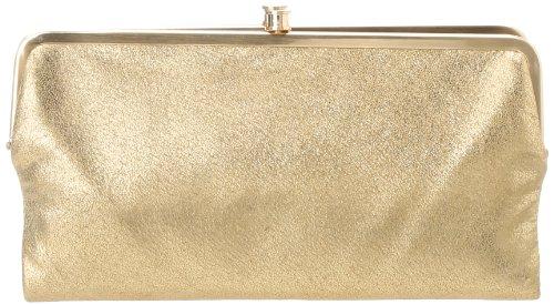 HOBO Lauren Vintage Wallet,Jade,One Size