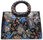 Iblue Leather Top Handle Designer Handbags Purse Women Messenger Shoulder Bag 15in #W001