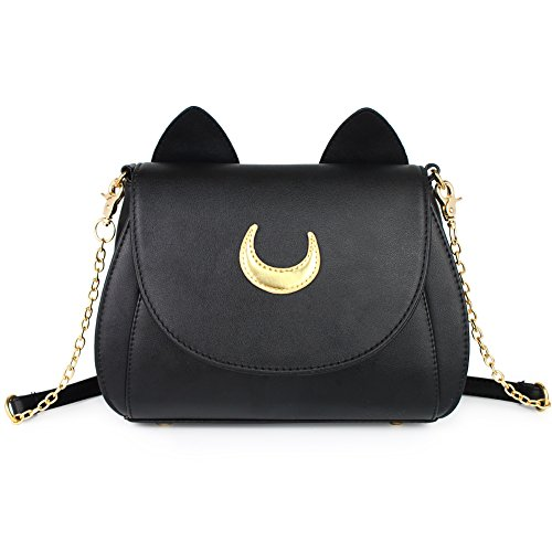 Fantastic Zone Shoulder Bag, Cosplay Sailor Moon 20th Tsukino Usagi PU Leather Women Handbag