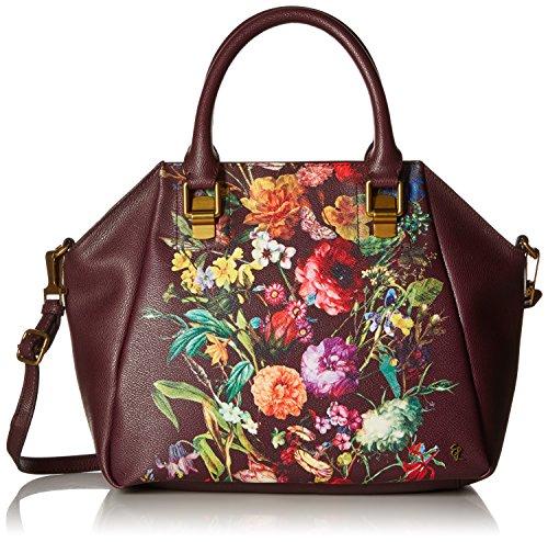 Elliott Lucca Faro City Satchel Top-Handle Bag
