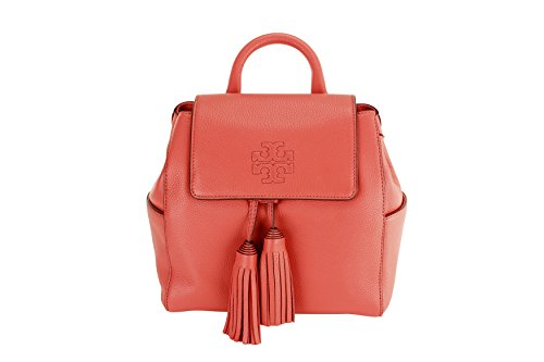 Tory Burch Thea Mini Backpack - Pink Leather