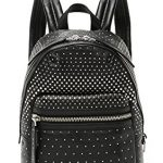 Marc by Marc Jacobs Women's Domo Biker Degrade Studs Backpack, Black, One Size