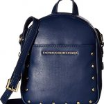 Tommy Hilfiger Women's Betty Mini Backpack Crossbody Tommy Navy Backpack