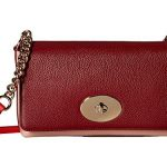 COACH Women's Color Block Crosstown Crossbody LI/Black Cherry Cross Body