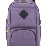 Weekend Shopper Canvas Laptop Backpack Sports Bag Fits Most 15 inch Laptop for College Travel Hiking Camping