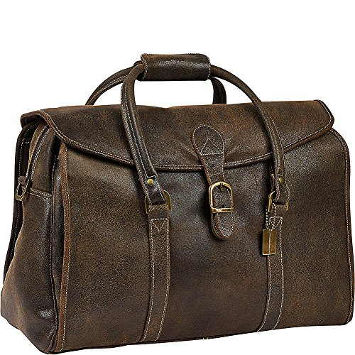 ClaireChase Cheyenne Duffel (Distressed Brown)