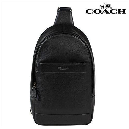 Coach Men S Leather Shoulder Crossbody Bag Charles Pack