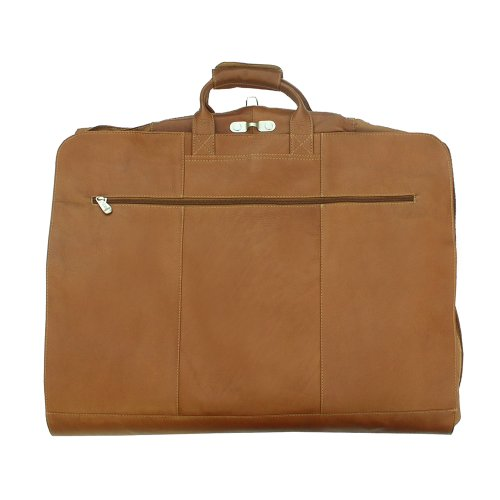 Piel Leather Garment Cover, Saddle, One Size