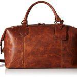 Frye Men's Logan Overnight Duffle Bag, Cognac