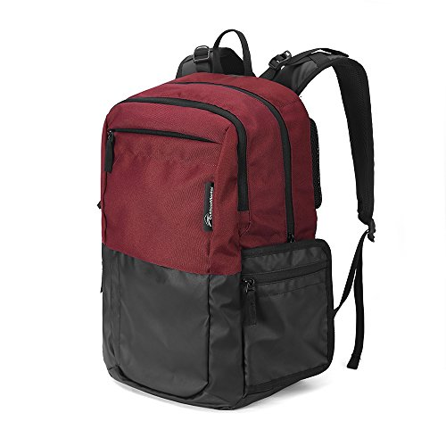 Outdoormaster Book Bag School Backpack With Laptop