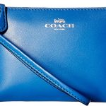 COACH Womens Box Program Small Wristlet