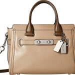 COACH Womens Color Block Swagger 27