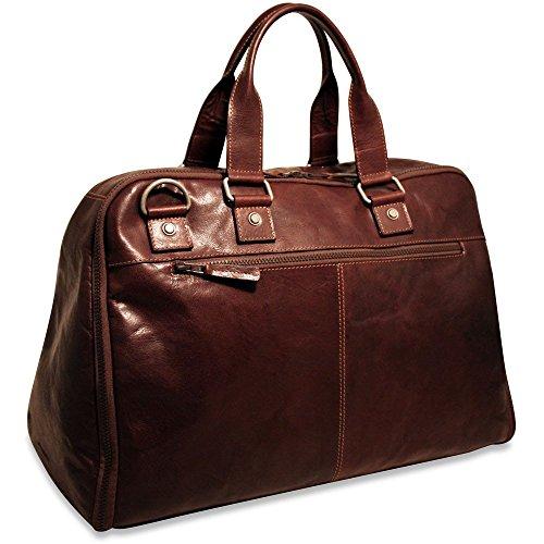 Jack Georges Voyager Convertible Valet / Garment Bag 7540 (BROWN)