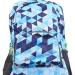 Stay Dry Packable Backpack Travel Bag (Blue)