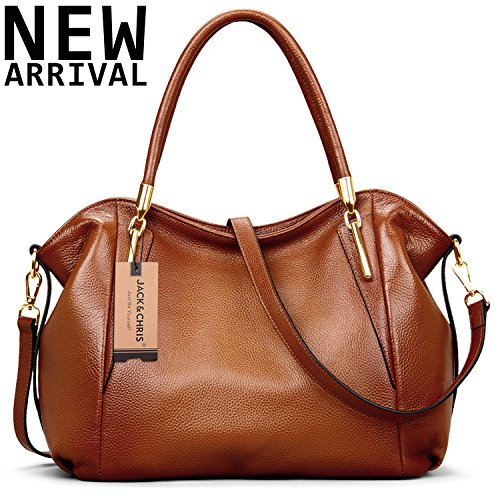 1c05946889 New Arrival Leather Satchel Purses and Handbags Shoulder Tote Crossbody Bag  for Women by Jack Chris