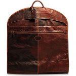 "Jack Georges Voyager 49"" Garment Bag Brown"