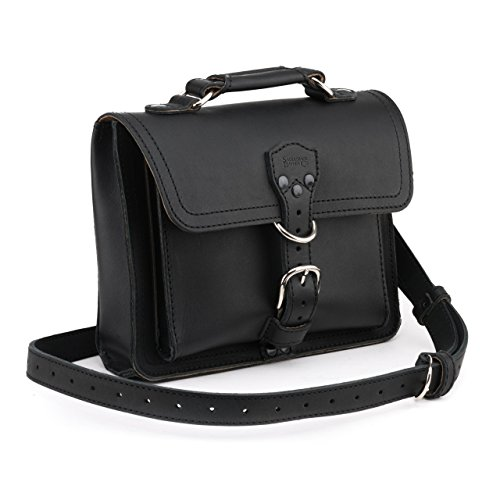 Saddleback Leather Tablet Bag - Best Leather iPad Satchel for Men and Women