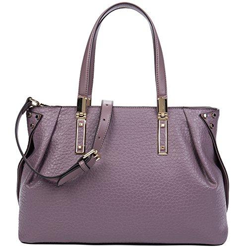 CLEARANCE CALLAGHAN Designer Leather Women Top Handle Satchel Handbags Tote Purse Shoulder Message Bags