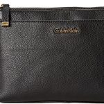 Calvin Klein Womens Leather Crossbody H4GEA2TT