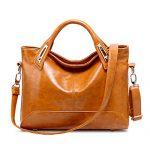 COCIFER Women Top Handle Satchel Handbags Shoulder Bag Crossbody Purse Tote Bag