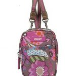 Oilily Luxurious Fall/Winter Collection Floral Print Crossbody Pouch