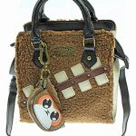 Star Wars Ep8 Chewbacca & Porg Mini Handbag Standard