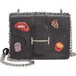 Circus by Sam Edelman Womens Phoebe Faux Leather Customizable Crossbody Handbag