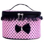 Cosmetic Bag,YJM Portable Travel Toiletry Makeup Cosmetic Bag Organizer Holder Handbag