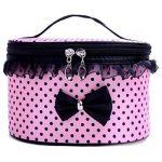 Cosmetic Bag,YJM Portable Travel Toiletry Makeup Cosmetic Bag Organizer Holder Handbag