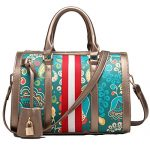 HIFISH HB20069 PU Leather Handbag for Women,High-Grade Printing Pillow Pack