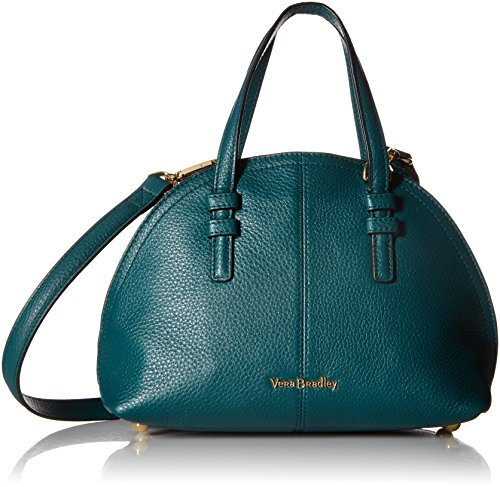 Vera Bradley Diana Crossbody, Leather