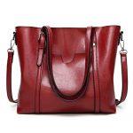 Modemoven Handbags Casual Top Handle Satchel Shoulder Bag Lady Messenger Tote Bag Purse