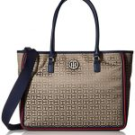 Tommy Hilfiger Tote Bag for Women Alice Jacquard