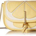 Vera Bradley Mini Saddle Bag, Leather