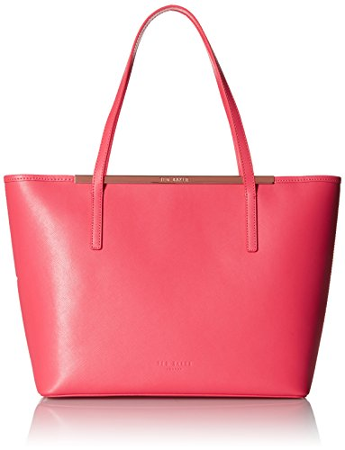Ted Baker Neylan Crosshatch Shopper with Pouch
