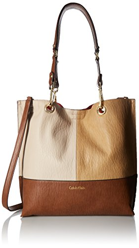 Calvin Klein Sonoma Faux Leather Reversible Novelty North/South Tote